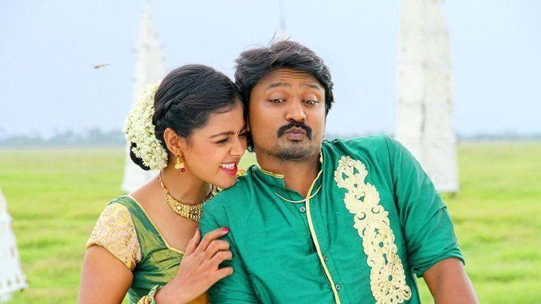 Vanavarayan Vallavarayan movie scenes
