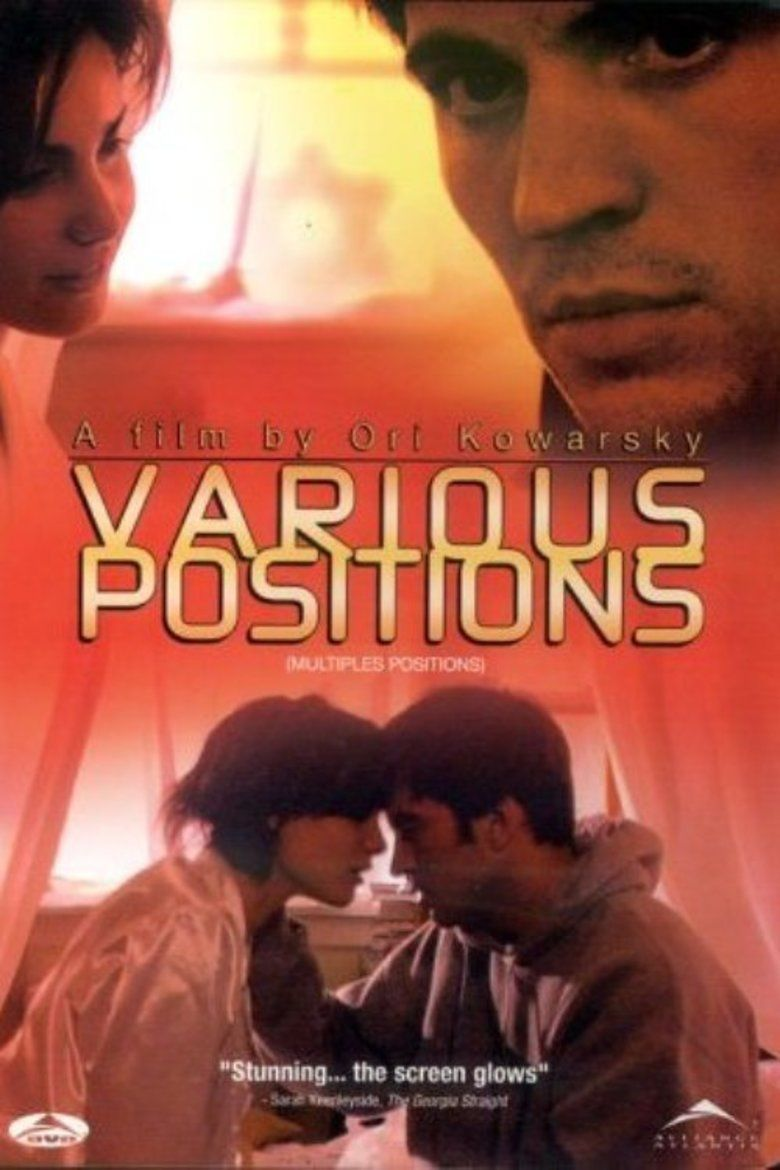 Various Positions (film) movie poster
