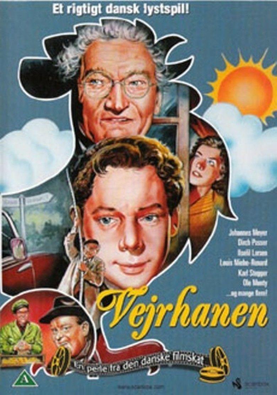Vejrhanen movie poster