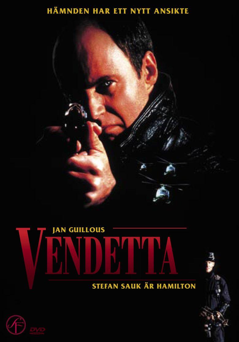 Vendetta (1995 film) movie poster