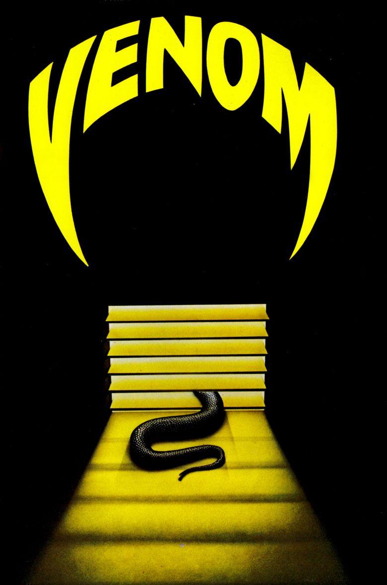Venom (1981 film) movie poster