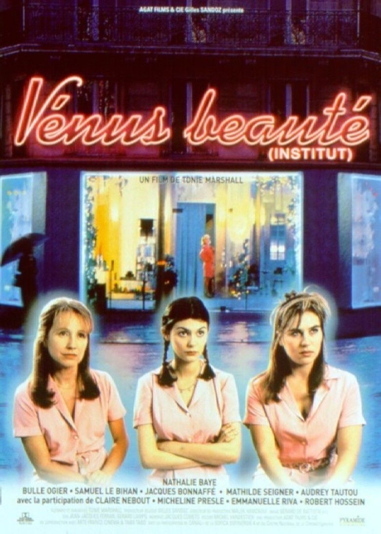 Venus Beauty Institute movie poster