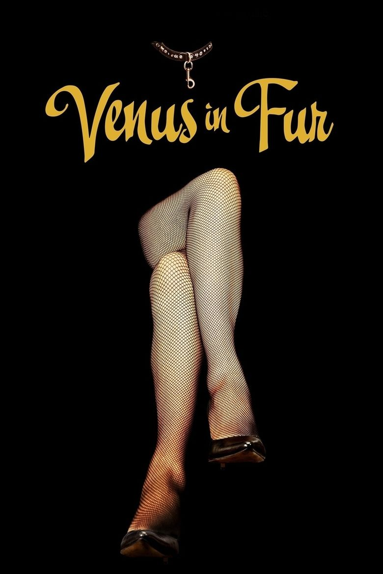 Venus in Fur (film) movie poster