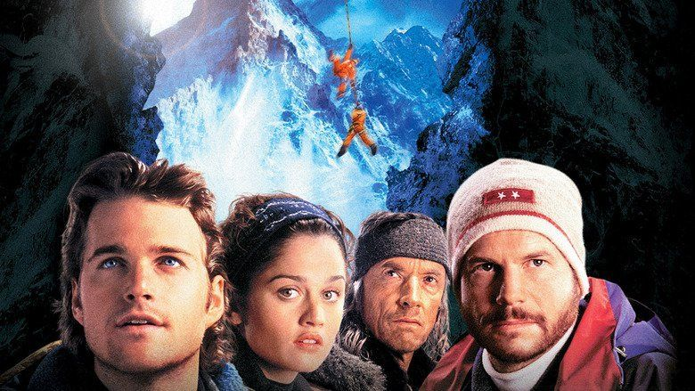 Vertical Limit movie scenes