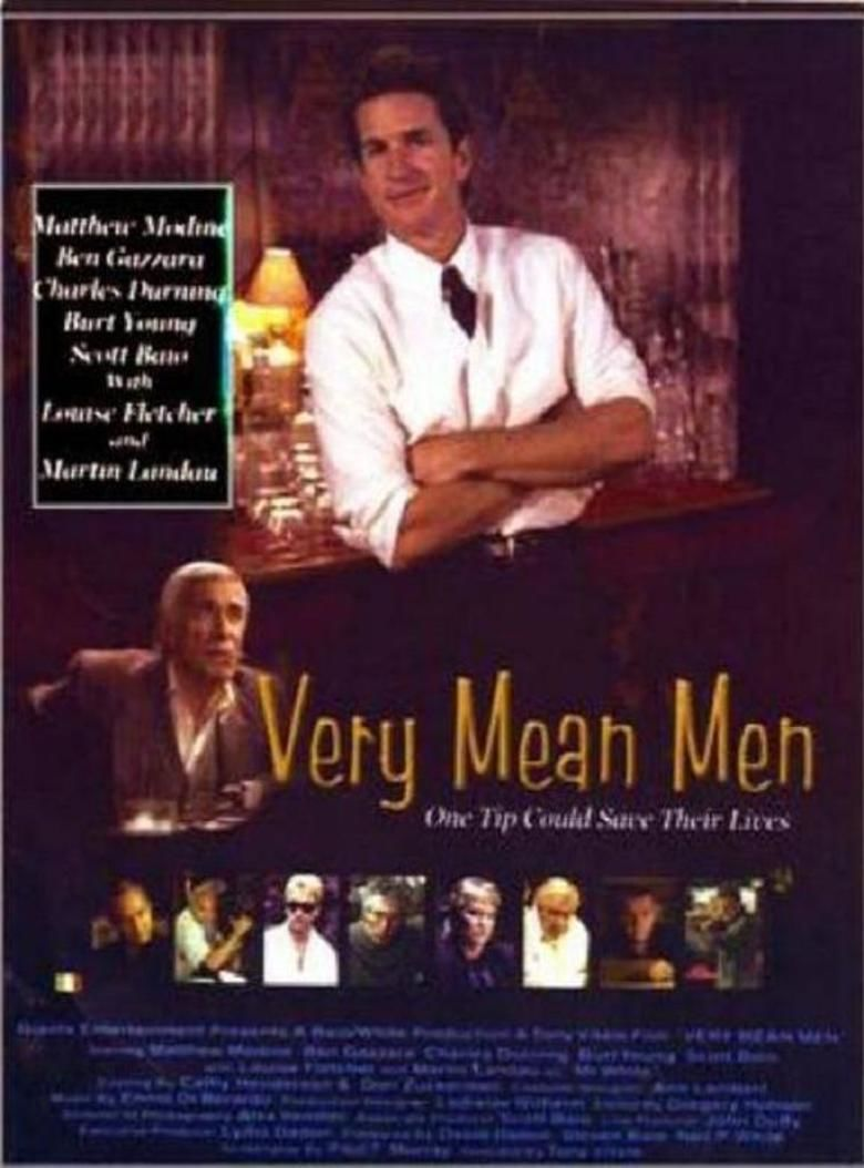 Very Mean Men movie poster