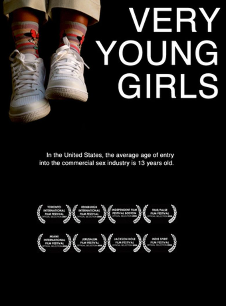 Very Young Girls movie poster