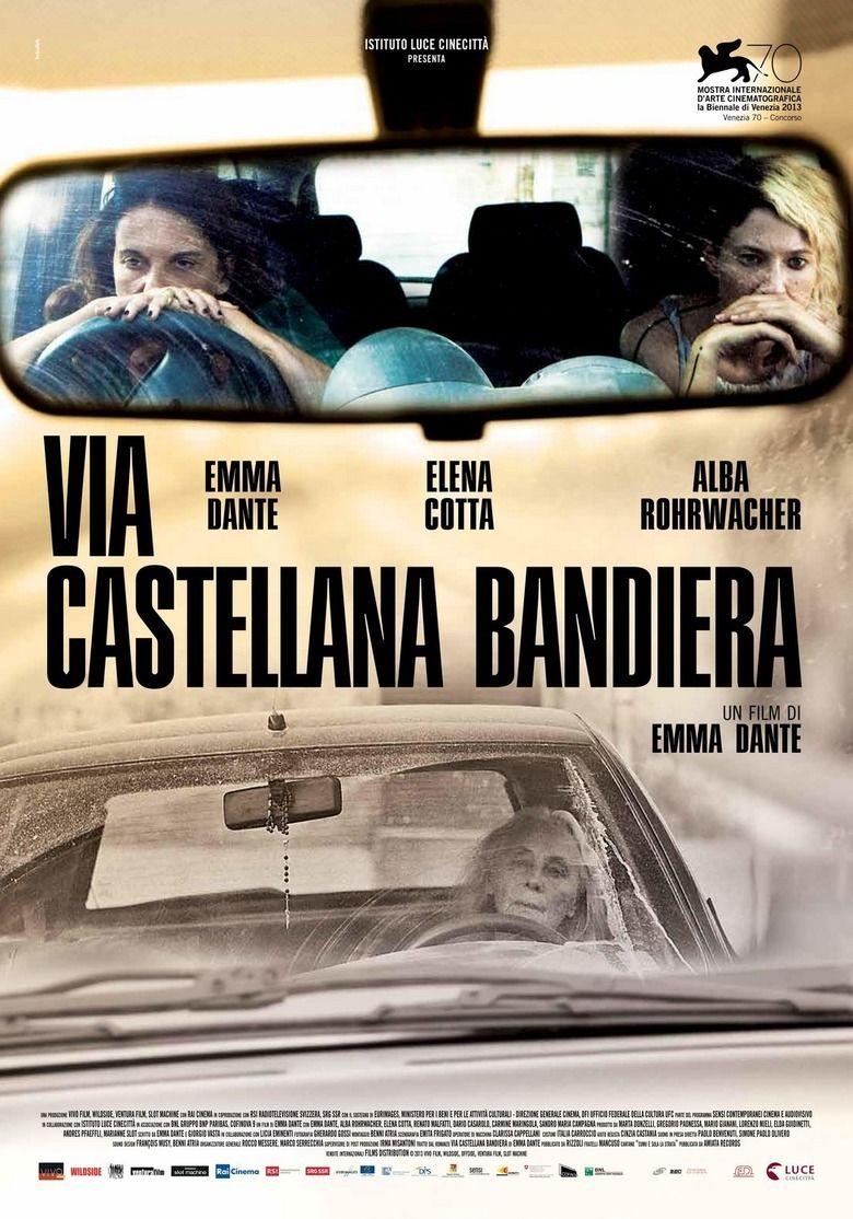 Via Castellana Bandiera movie poster