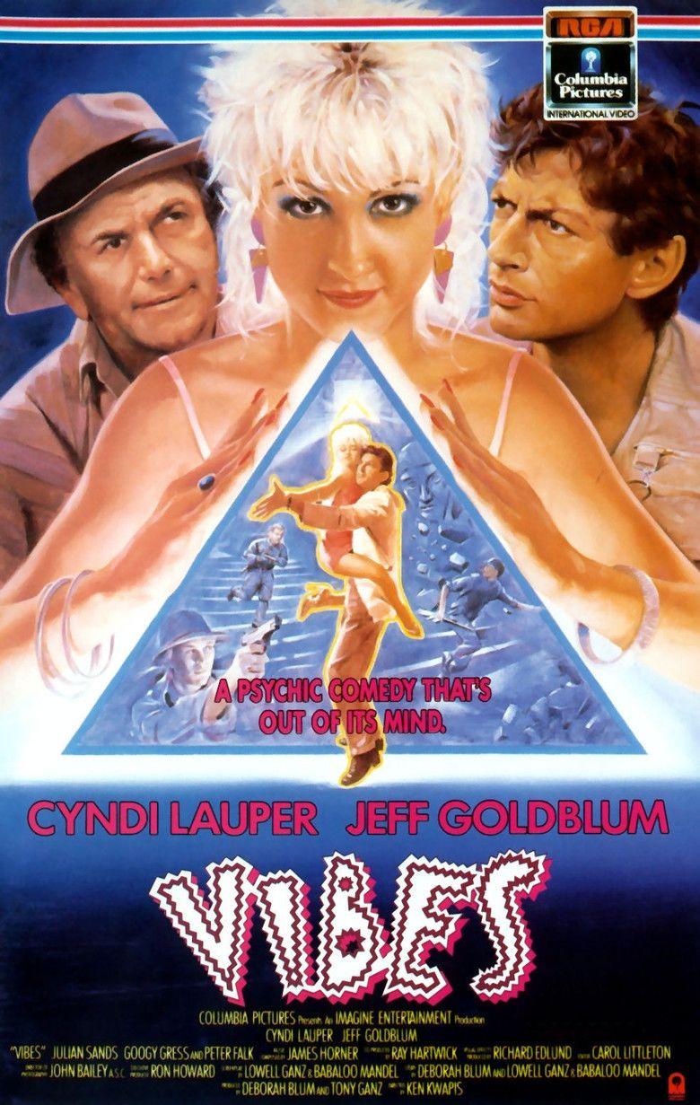 Vibes (film) movie poster