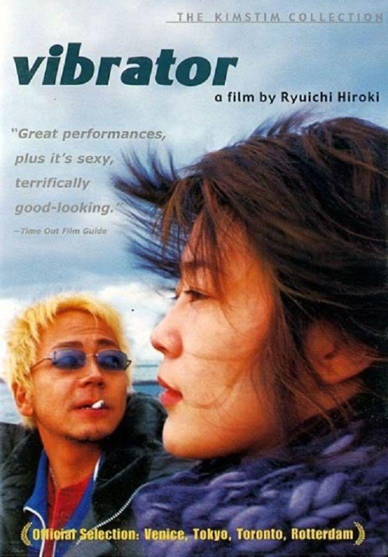 Vibrator (film) movie poster