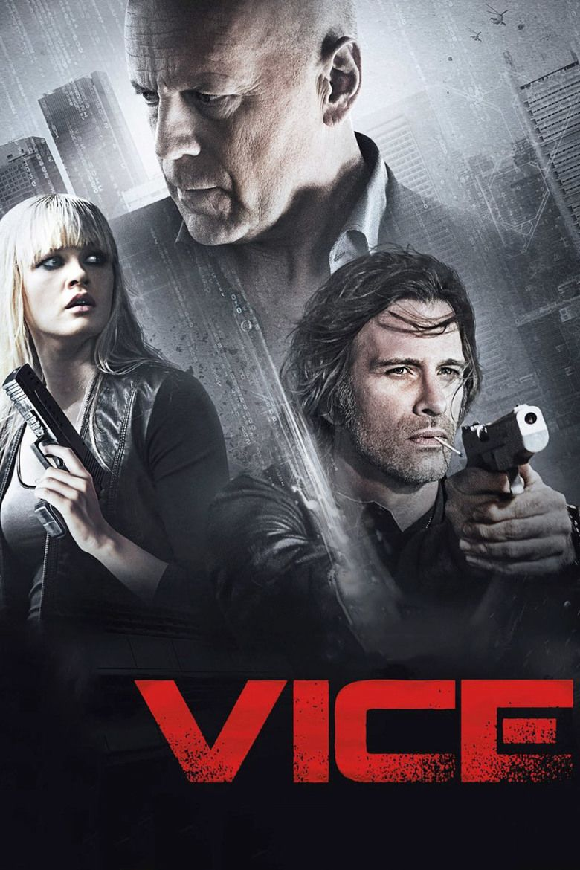 Vice (2015 film) movie poster