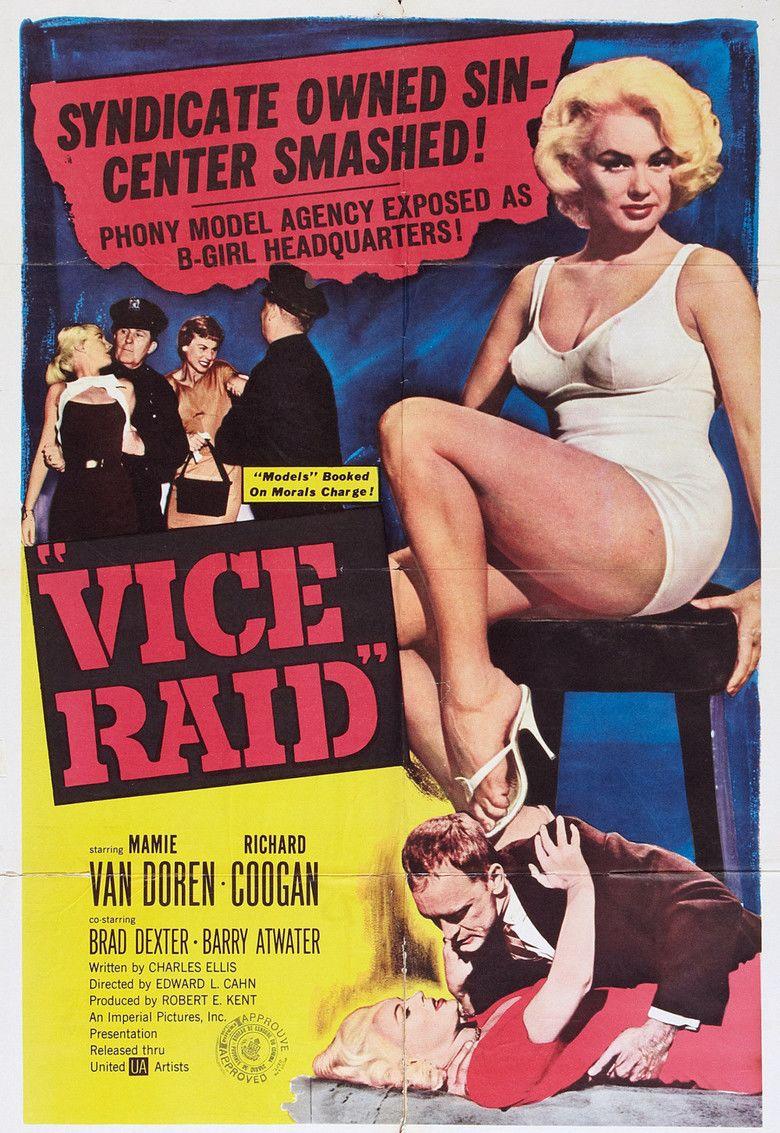 Vice Raid movie poster