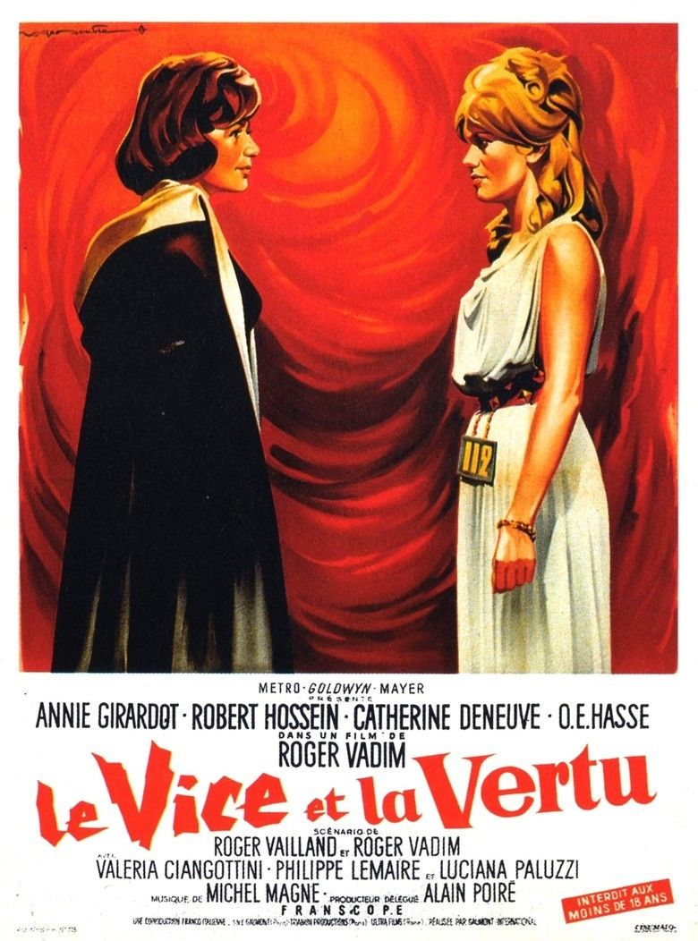 Vice and Virtue movie poster