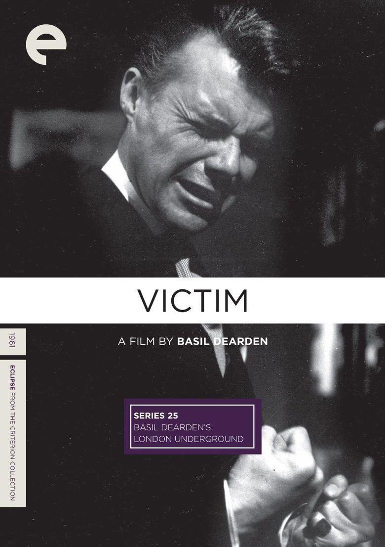 Victim (1961 film) movie poster