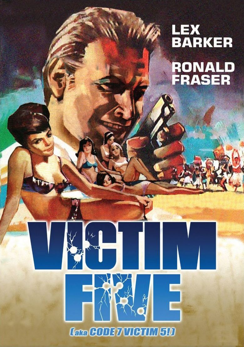 Victim Five movie poster