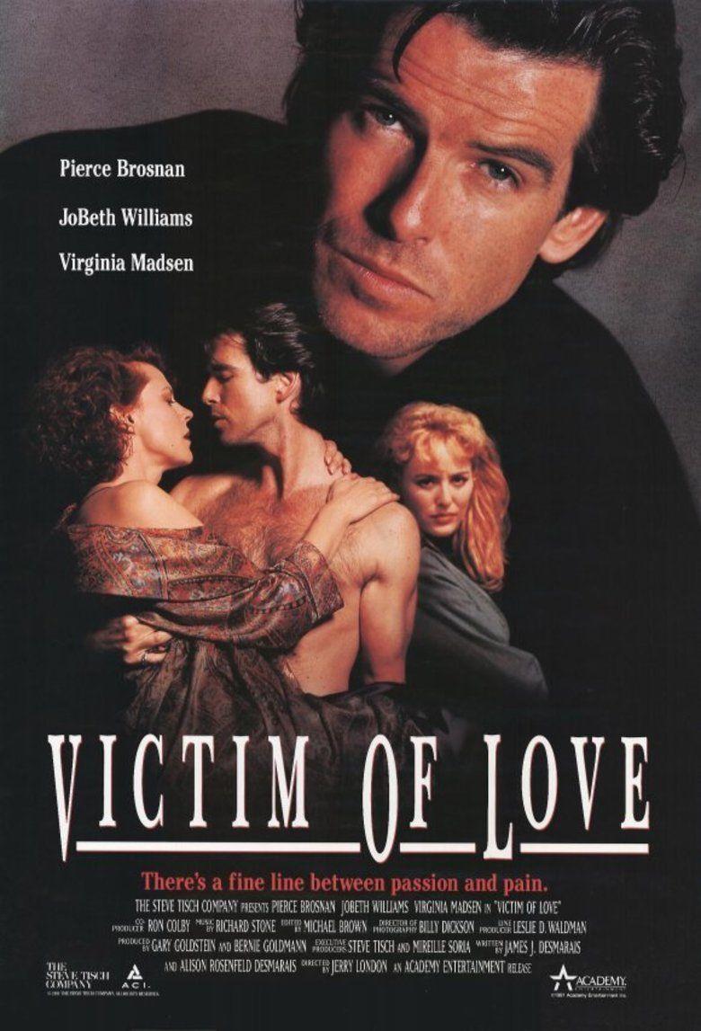 Victim of Love (film) movie poster