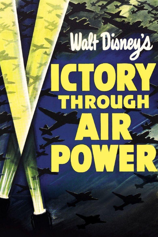 Victory Through Air Power (film) movie poster