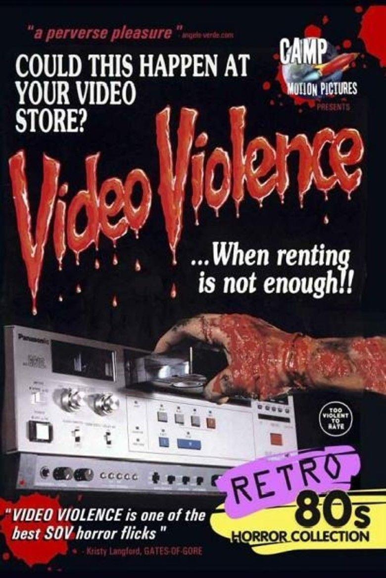 Video Violence movie poster