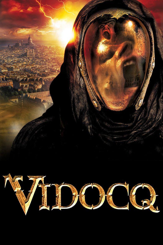 Vidocq (2001 film) movie poster