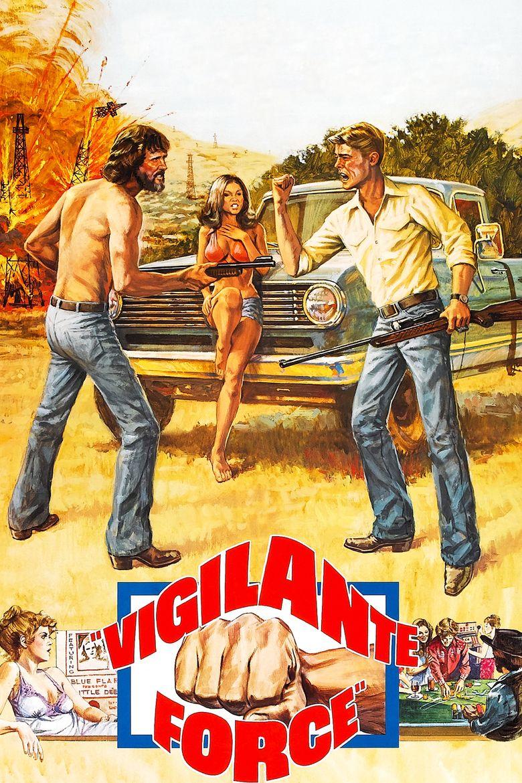 Vigilante Force movie poster