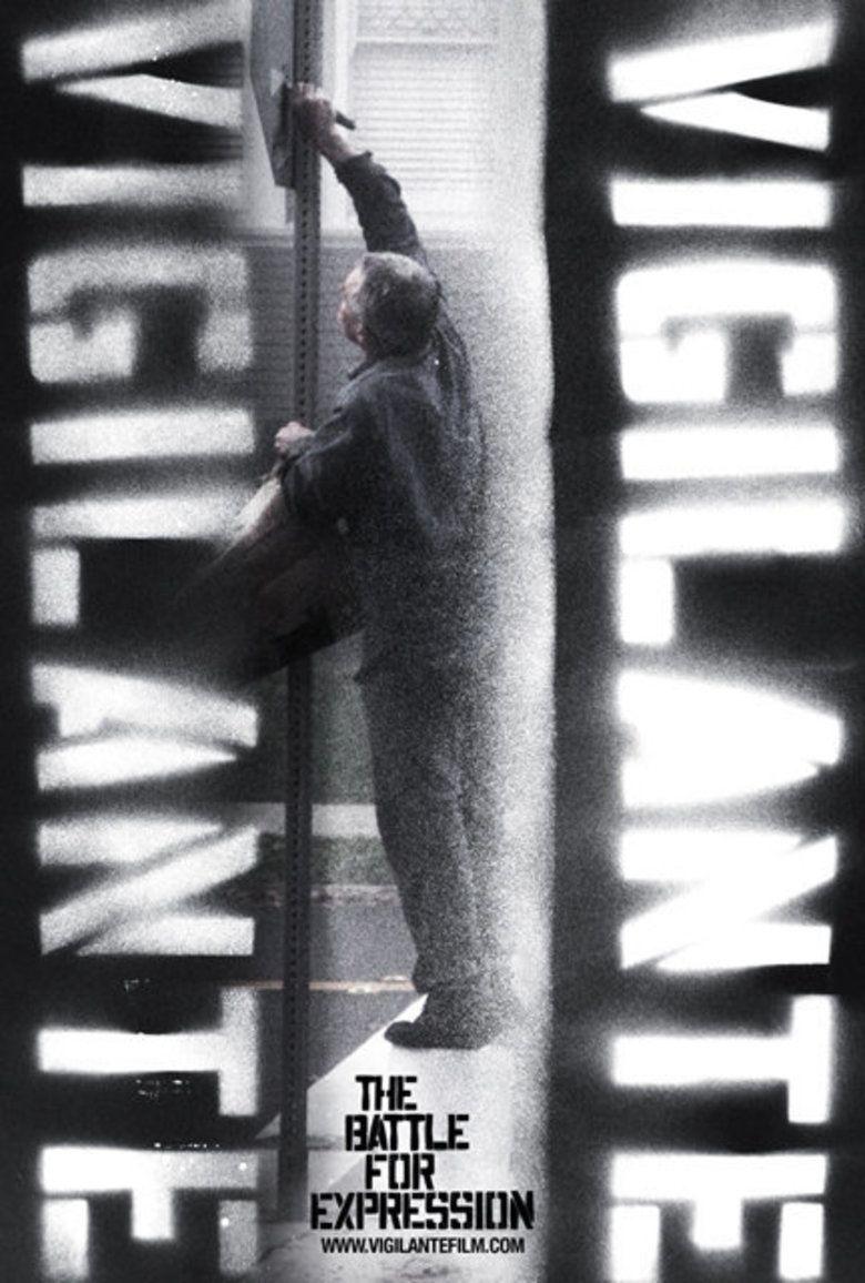 Vigilante Vigilante: The Battle for Expression movie poster
