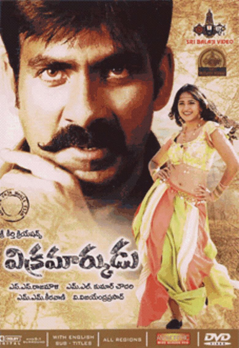 Vikramarkudu movie poster