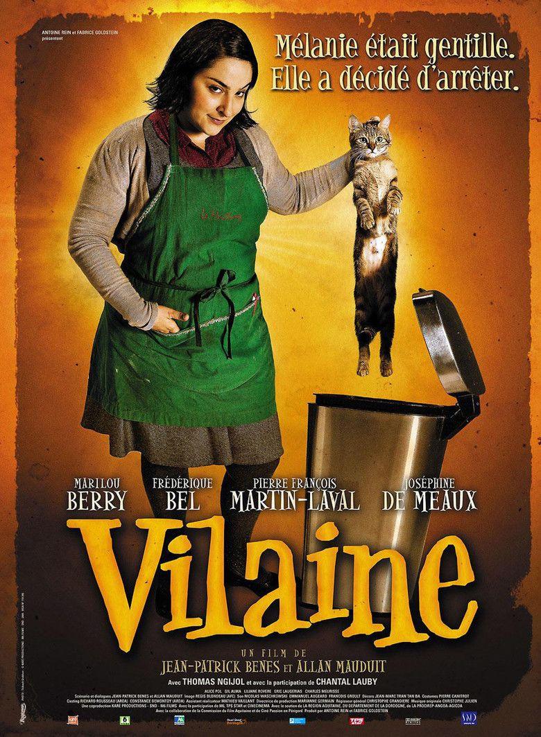 Vilaine (film) movie poster