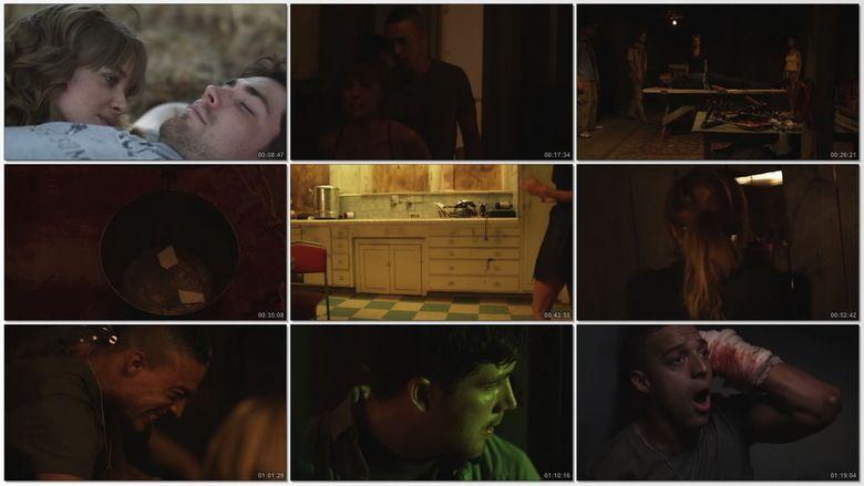 Vile (film) movie scenes