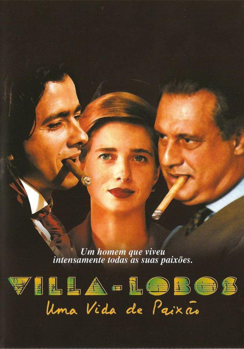 Villa Lobos: A Life of Passion movie poster