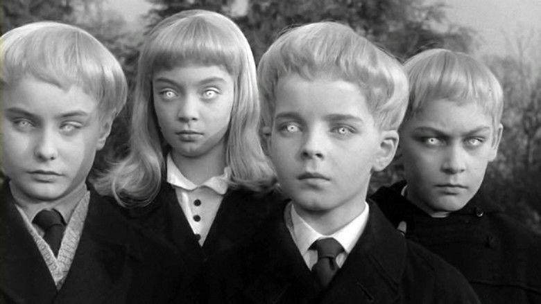 Village of the Damned (1960 film) movie scenes