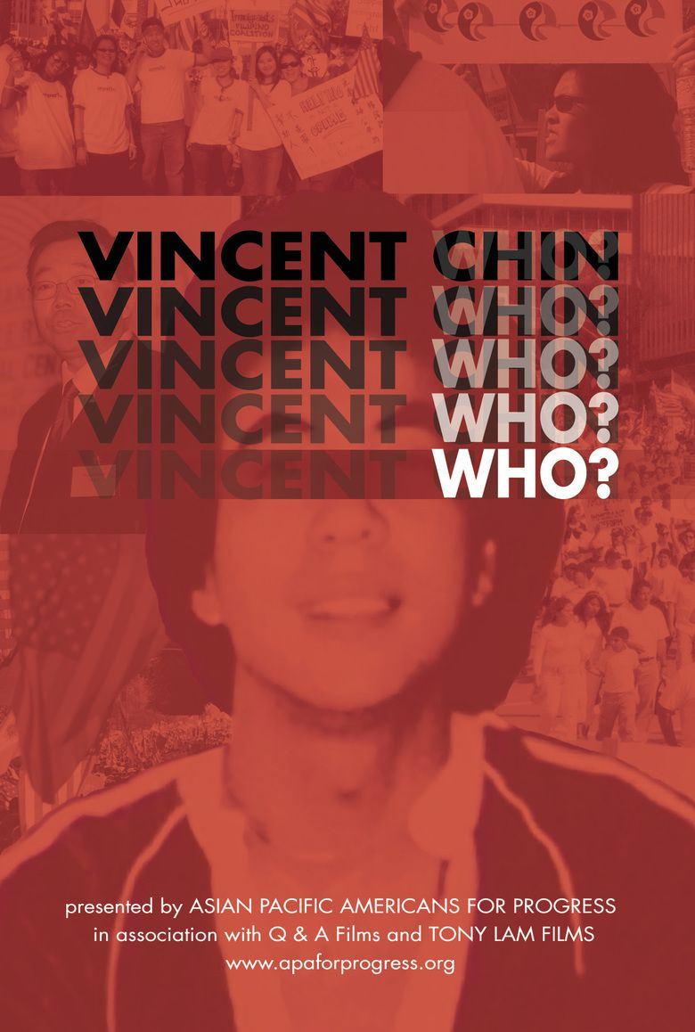 Vincent Who movie poster
