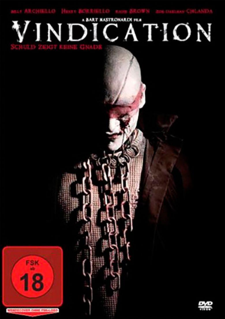 Vindication (film) movie poster