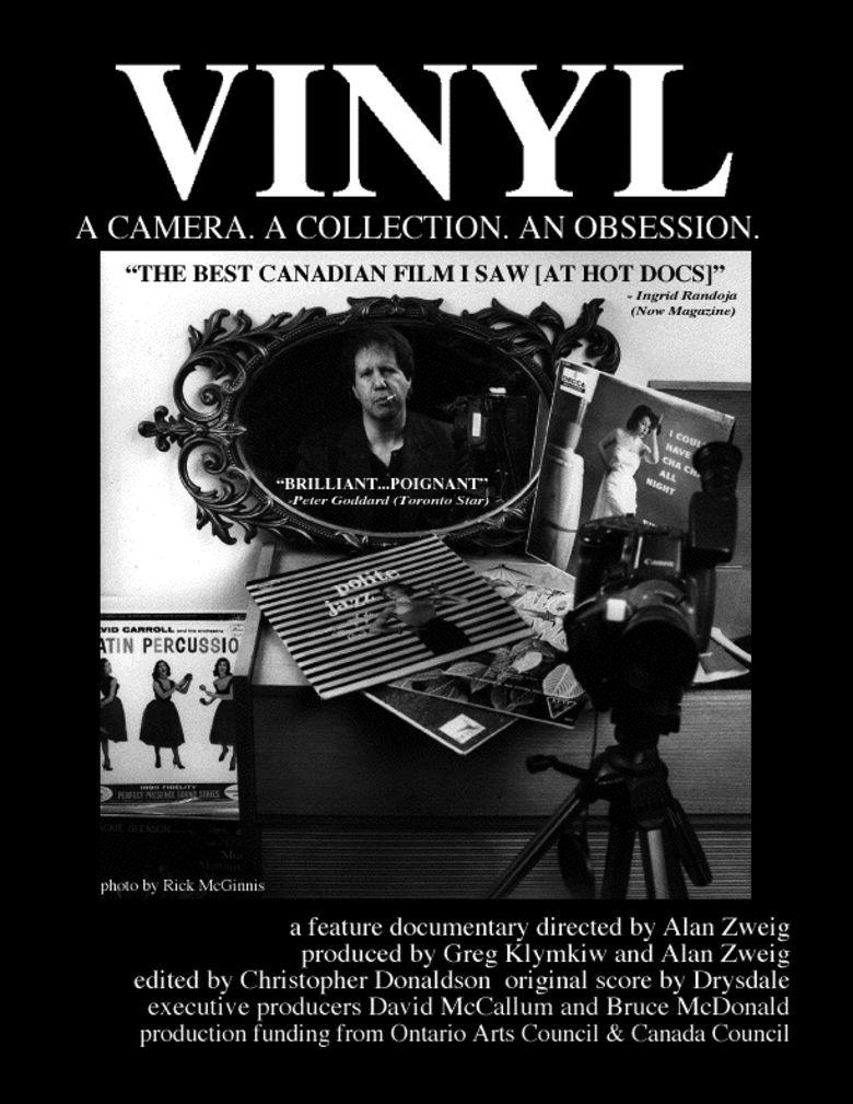 Vinyl (2000 film) movie poster