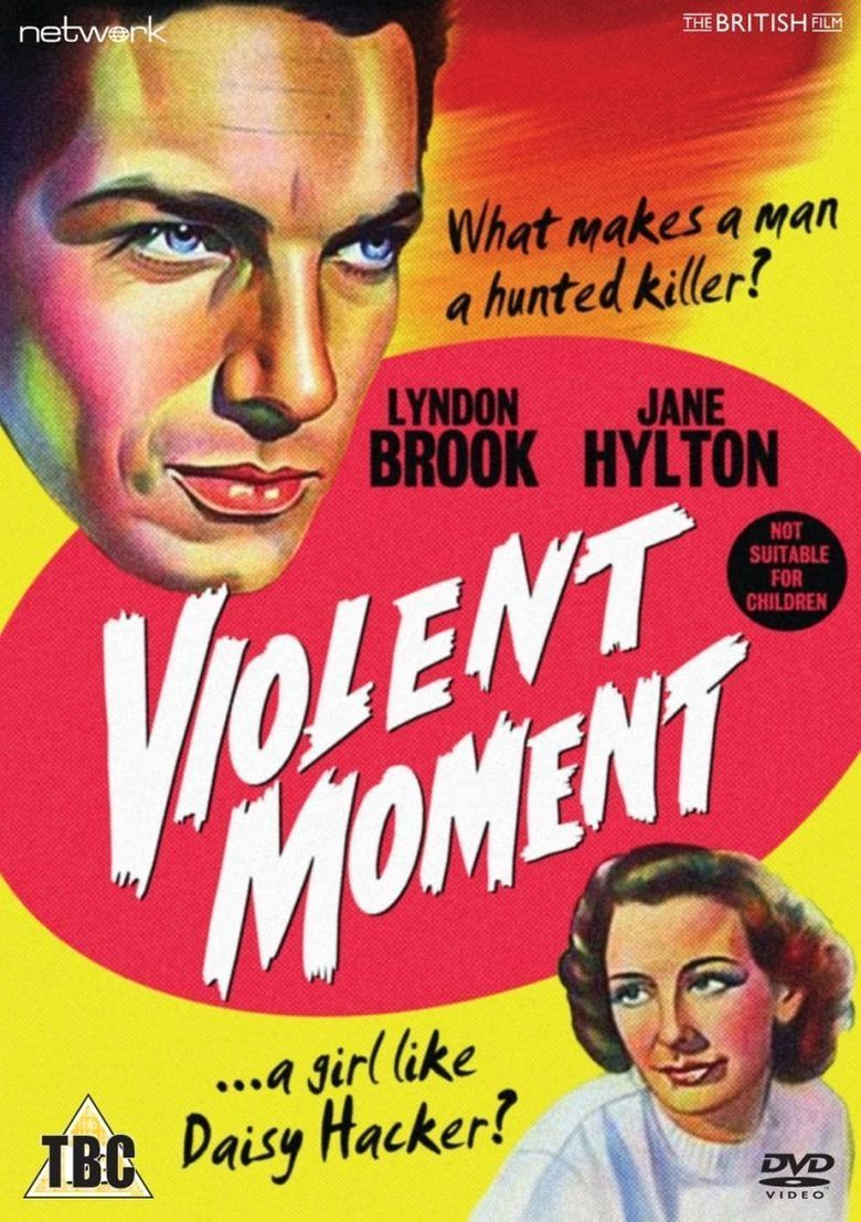 Violent Moment movie poster