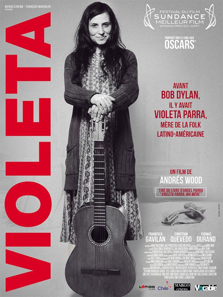 Violeta Went to Heaven movie poster