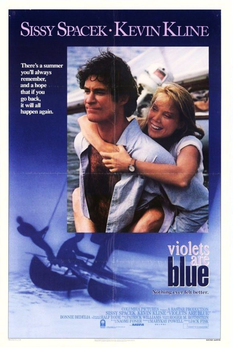 Violets Are Blue (film) movie poster