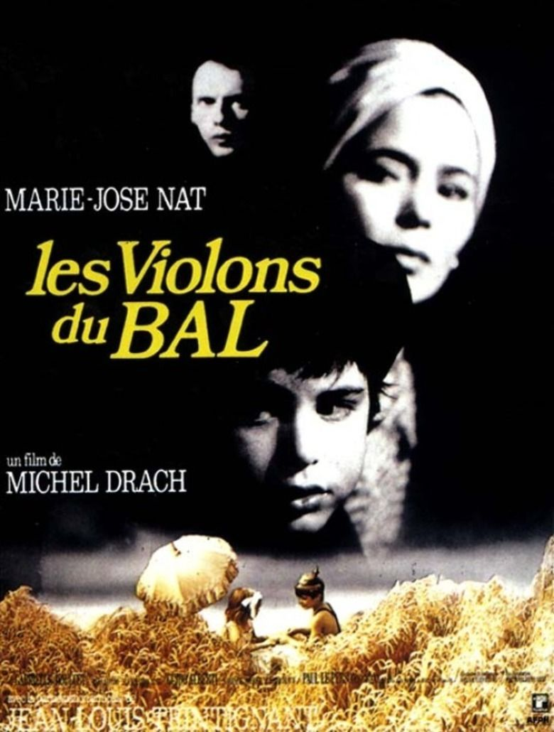 Violins at the Ball movie poster