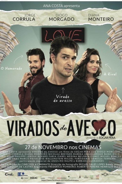 Virados do Avesso movie poster