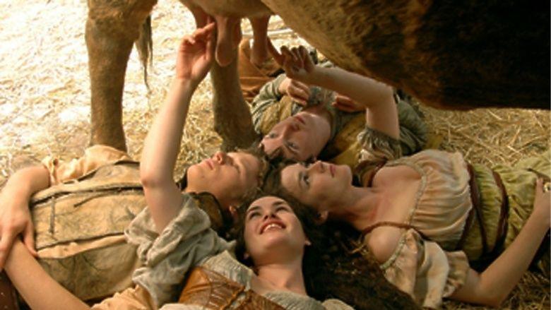 Virgin Territory movie scenes