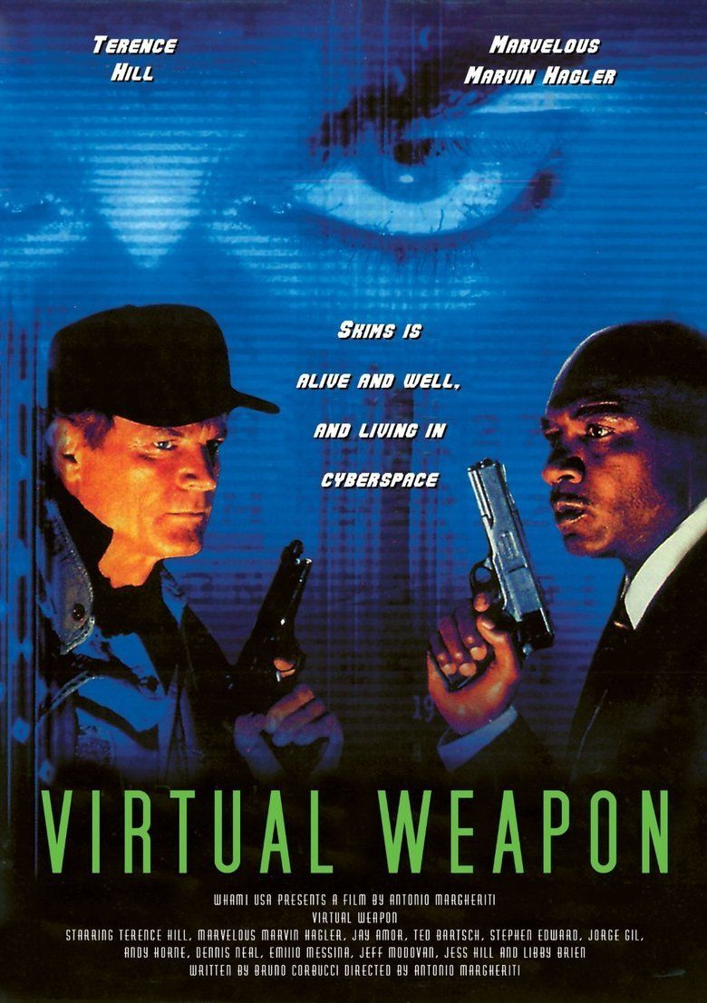 Virtual Weapon movie poster