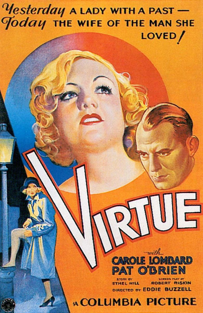 Virtue (film) movie poster