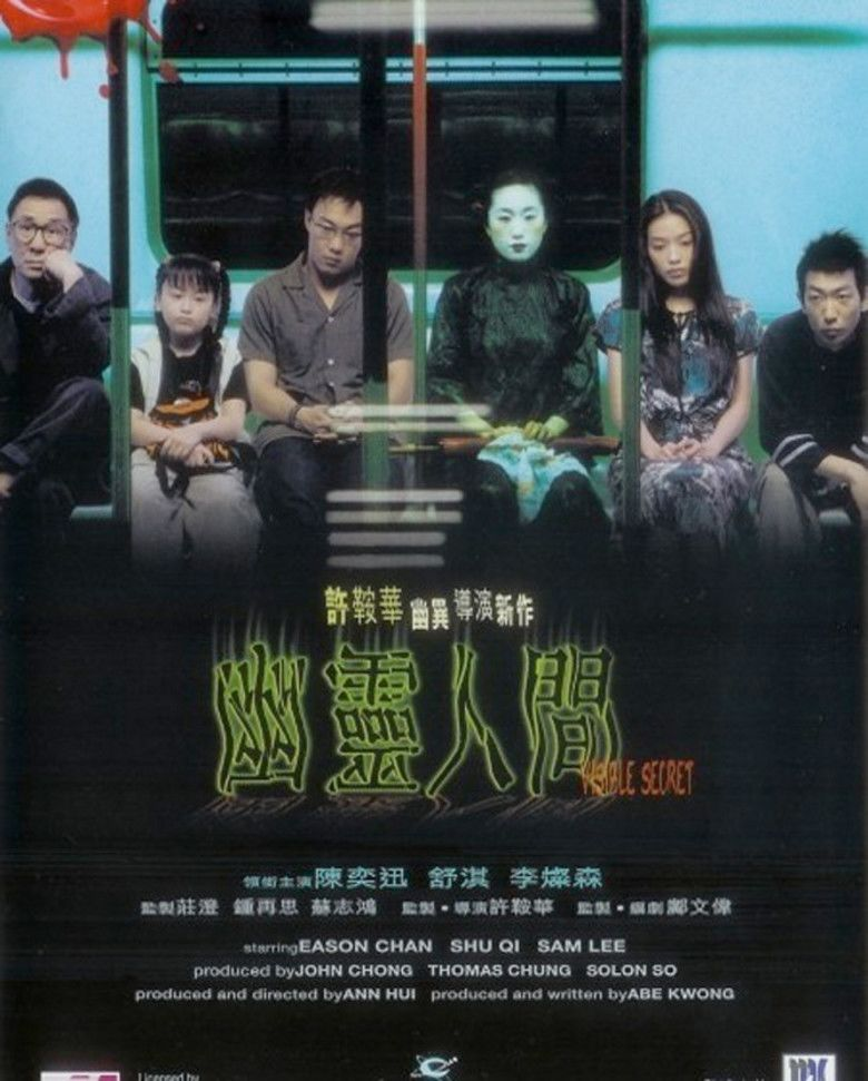Visible Secret movie poster