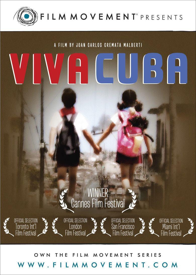 Viva Cuba movie poster