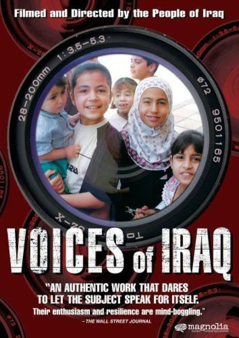 Voices of Iraq movie poster