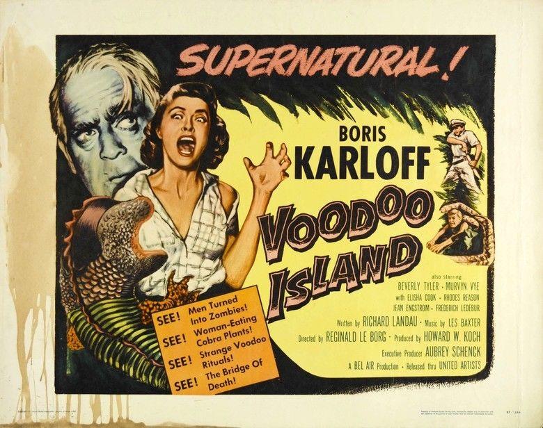 Voodoo Island movie scenes