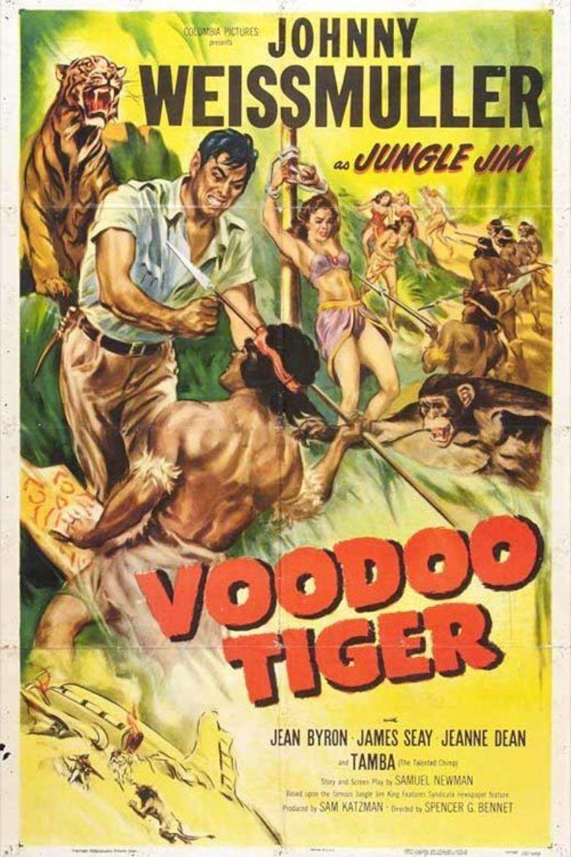 Voodoo Tiger movie poster