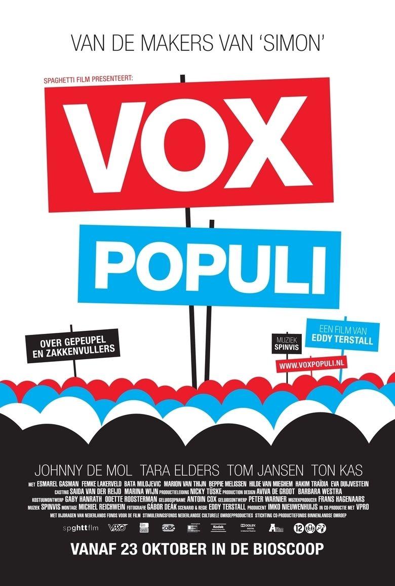 Vox populi (film) movie poster