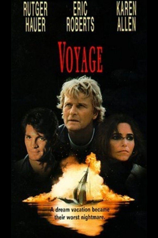 Voyage (1993 film) movie poster