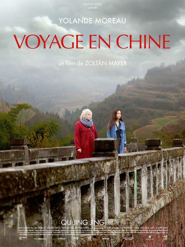 Voyage en Chine movie poster