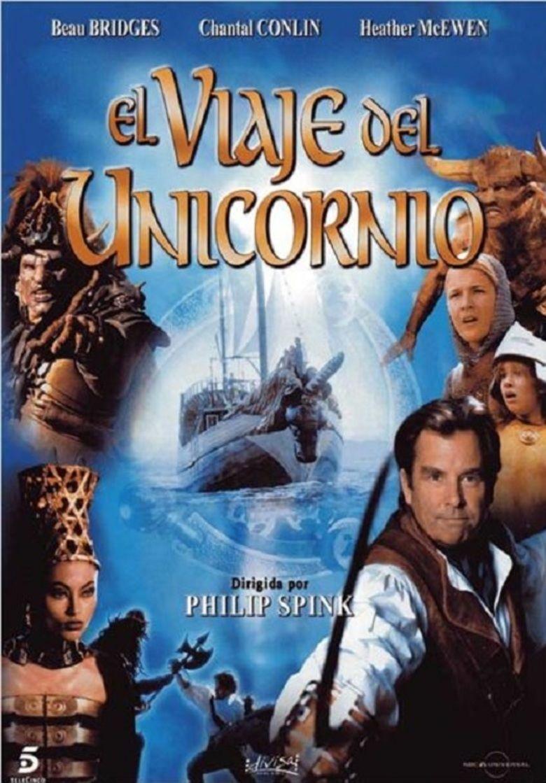 Voyage of the Unicorn movie poster