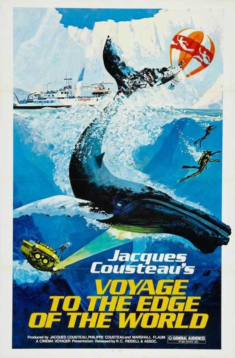 Voyage to the Edge of the World movie poster